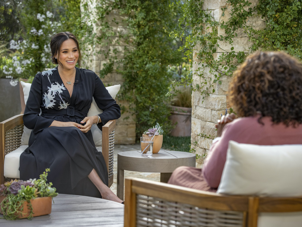 Meghan Markle revealed to Oprah during the powerful sit-down interview that her experience with marrying into the Royal Family parallels to Ariel in The Little Mermaid.