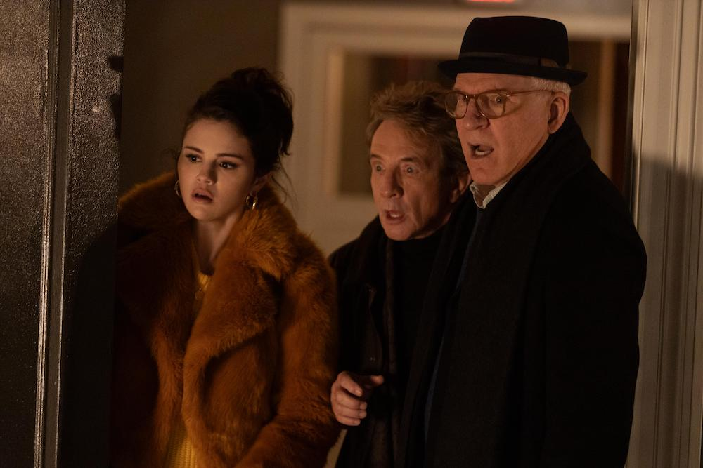 Selena Gomez is set to star in a Hulu comedic mystery series called Only Murders in the Building, with Steve Martin and Martin Short. Steve Martin collaborated with John Hoffman to create this series. The idea came from the mind of Steve Martin himself. The show's news dropped in June 2020, and the announcement of Gomez joining the cast was released in August while the trailer was released today.