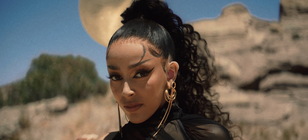 """Doja Cat has delivered a strong performance of """"Love To Dream,"""" a track off the singer's third studio album, Planet Her. Her latest album had been released on June 25 through Kemosabe and RCA Records. The album has received critical acclaim and features collaborations with Ariana Grande, SZA, and The Weeknd."""