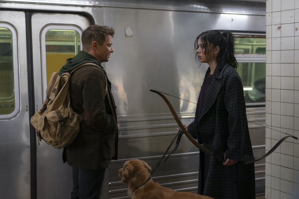 On Monday, September 16, Disney Plus released their first trailer of Marvel's Hawkeye. The show will star Jeremy Renner, Hailee Steinfeld, Fra Fee, Tony Dalton, Zahn McClarnon, and Florence Pugh, with Rhys Thomas directing.